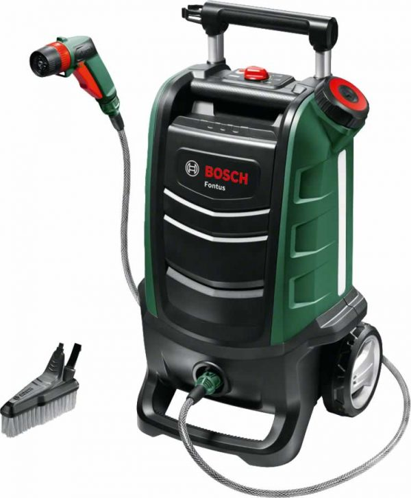 Bosch Fontus Cordless Outdoor Pressure Washer (No Battery or Charger)