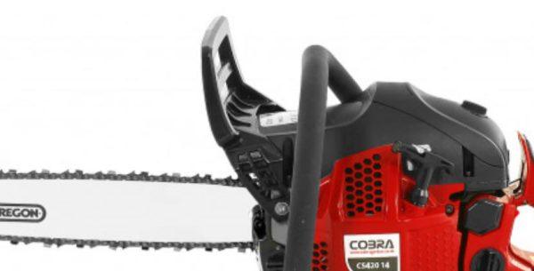 "Cobra CS420-14 14"" Petrol Powered Chainsaw"