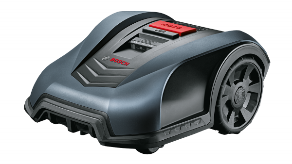 Dark Grey Top Cover for Bosch Indego Robotic Lawnmower