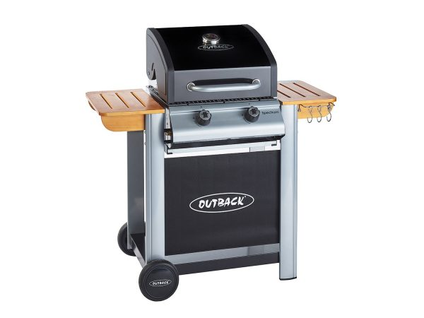 Outback Spectrum Hooded 2 Burner Gas Barbecue