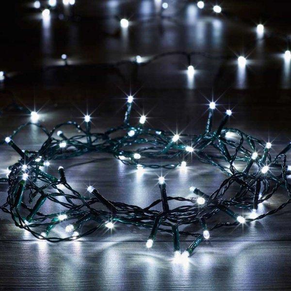 Smart Garden 100 LED String Lights (Cool White)