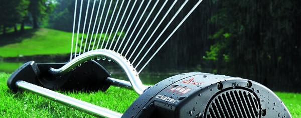 Claber Compact-18 Super Metal Sprinkler