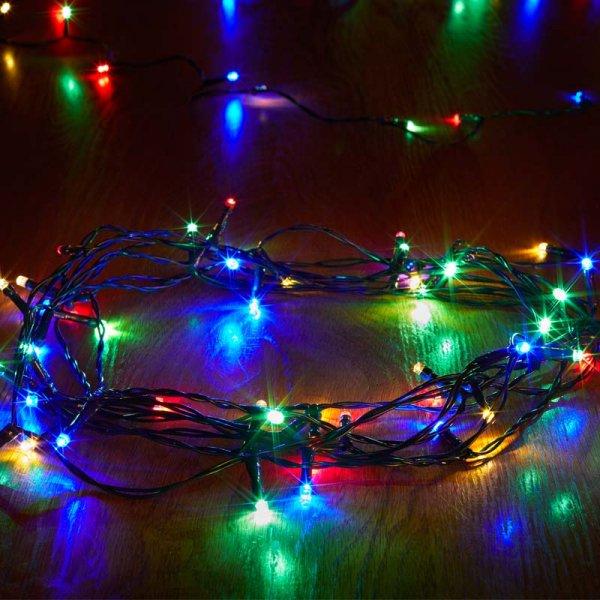 Smart Garden 200 LED String Lights (Multi-Coloured)