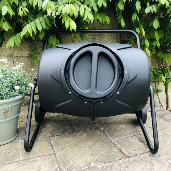 190 Litre Heavy Duty Garden Tumbling Composter