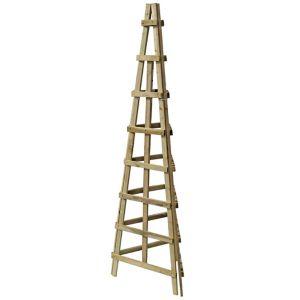 Blooma 3 sided Obelisk support trellis 1.89m
