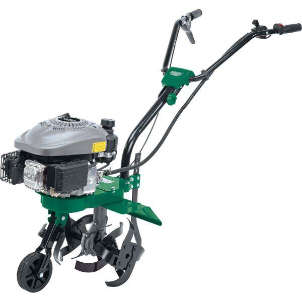 Draper CP138 135cc Expert Petrol Cultivator Tiller