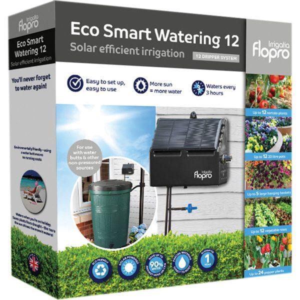 Flopro Irrigatia Eco 12 Solar Powered Irrigation Kit
