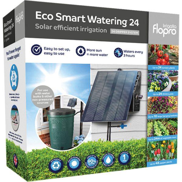 Flopro Irrigatia Eco 24 Solar Powered Irrigation Kit