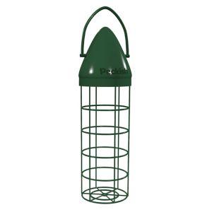 Peckish Plastic Energy ball Click top Bird feeder 0.6L