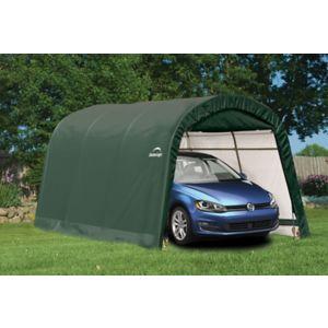Shelterlogic 15x10 Round top Plastic Garage