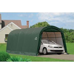 Shelterlogic 20x10 Round top Plastic Garage