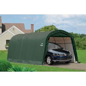 Shelterlogic 20x12 Round top Plastic Garage