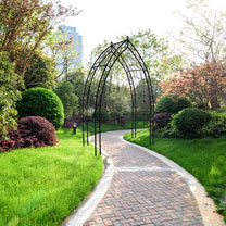 Cathedral Garden Arch