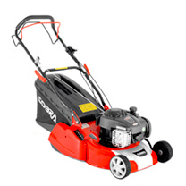 Cobra 16 Petrol Powered Rear Roller Lawnmower B&S