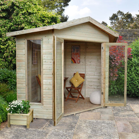 Forest Forest Honeybourne Summerhouse (Assembled)