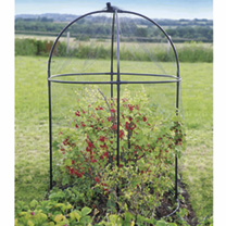 Steel Round Fruit Cage x 2