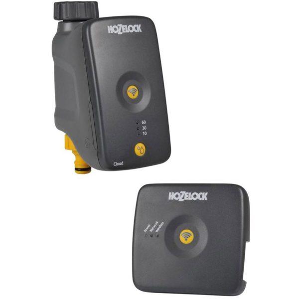 Hozelock Cloud Controller Wireless Programmable Water Timer 21mm, 26mm & 33mm
