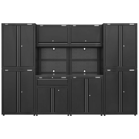Sealey Sealey APMS10HFP Garage Storage System - 10 Piece