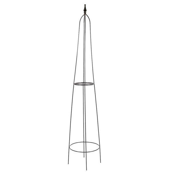 Byland obelisk - black 1.95m