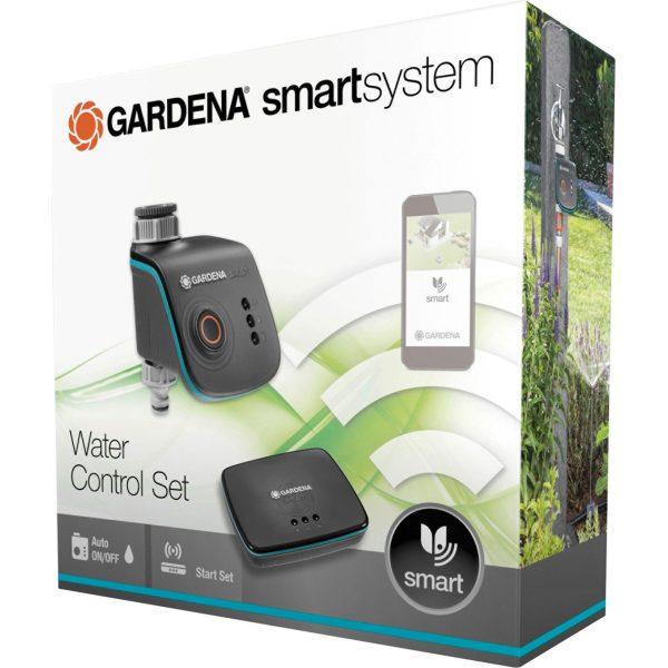 Gardena Smart Wireless Hub and Water Timer Set