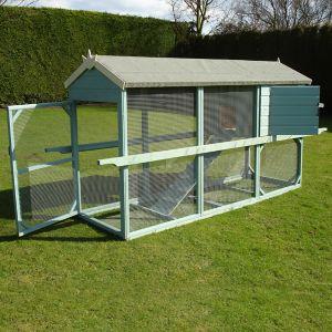 Shire 11x3 Chicken coop