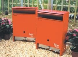 Shilton 3Kw Propane Greenhouse Heater