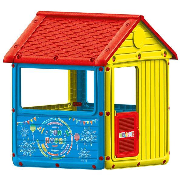 Charles Bentley Dolu My First House Playhouse