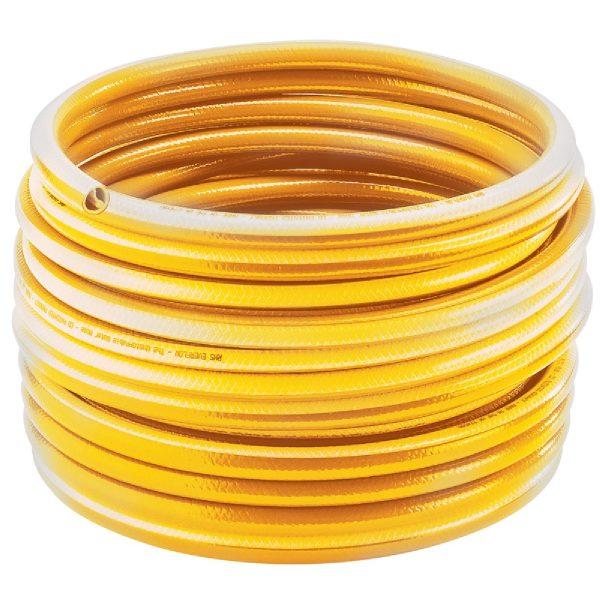 Draper Everflow Yellow Watering Hose - 25m