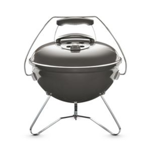 Weber Smokey joe Smoke grey Charcoal Portable Barbecue