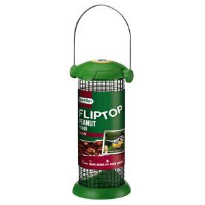 Westland Flip Top Plastic & steel Peanut Bird feeder