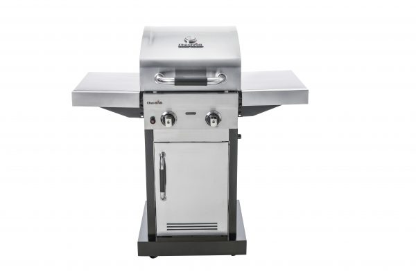 Char-Broil Advantage Series 225S 2 Burner Gas Barbecue Grill with TRU-Infrared technology (Stainless Steel)