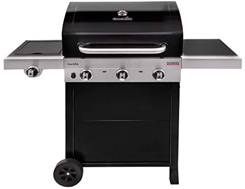 Char-Broil Performance Series 330B 3 Burner Gas Barbecue Grill with TRU-Infrared technology (Black)