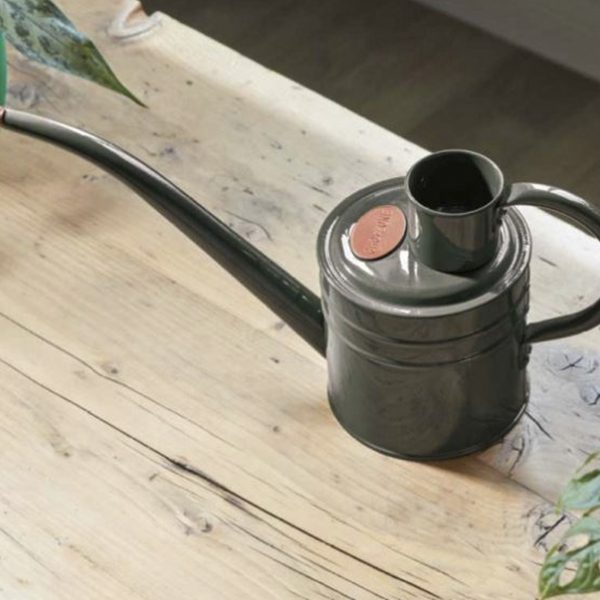 Gro-Zone Grozone Home and Balcony Watering Can - Slate Grey