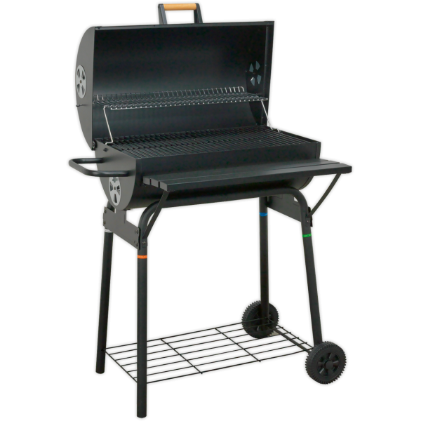 Sealey Charcoal Barrel Barbecue