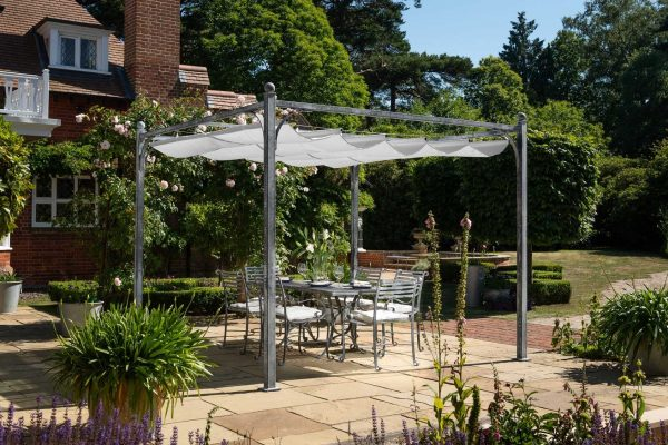 Southwold Traditional Pergola