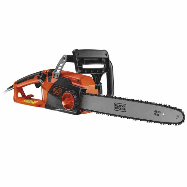 Black & Decker Black and Decker 2200w 45cm Corded Chainsaw
