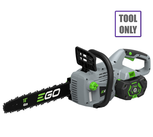 EGO Power + CS-1600E Cordless Chainsaw (without battery & charger)