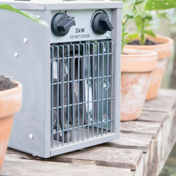 Electric Greenhouse Heater 2kw