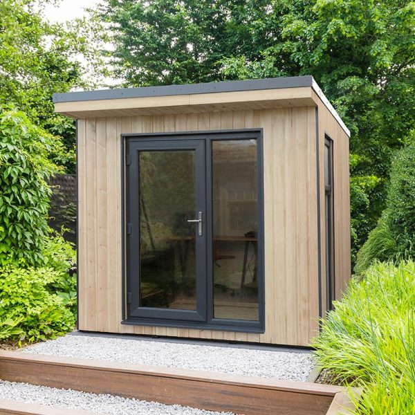 Forest Garden Xtend 2.5M Fully Insulated Garden Office (Installation Included)