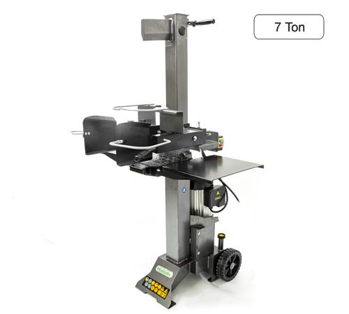 Handy THLSV7 7 Ton Vertical Electric Log Splitter