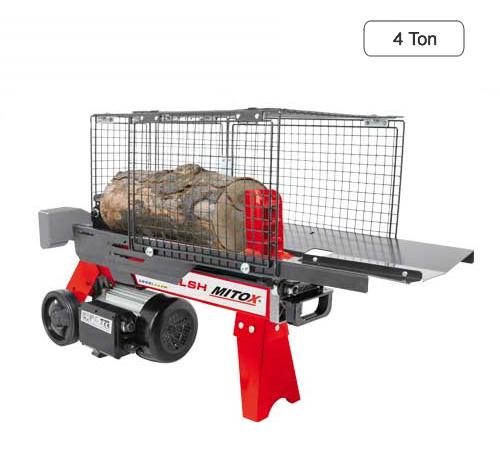Mitox 41 LSH Horizontal Electric Hydraulic Log Splitter