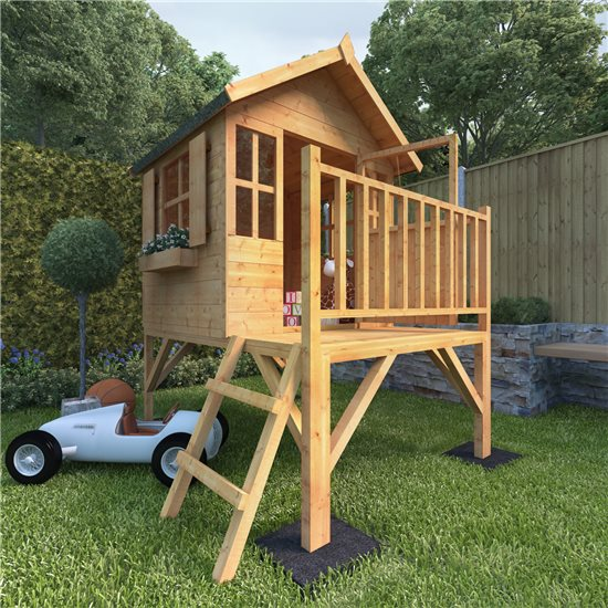 4x4 Bunny Max Tower Playhouse - 2020 BillyOh