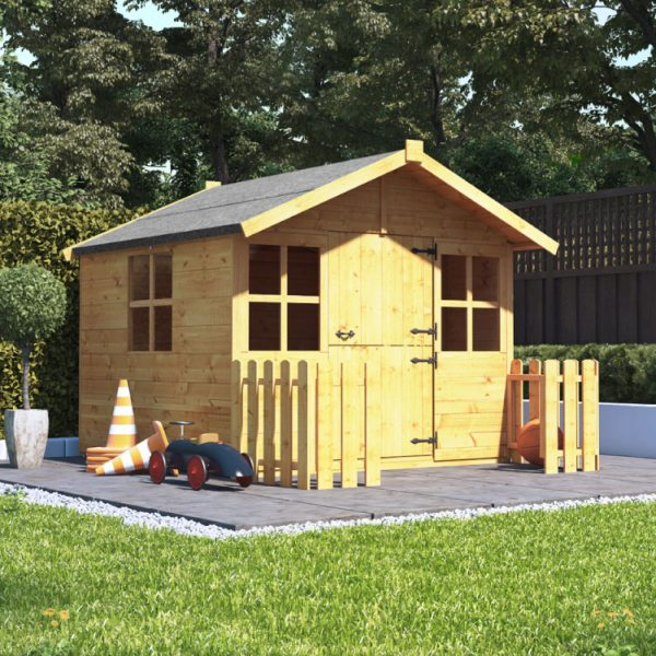 5x5 Junior Wooden Playhouse - BillyOh