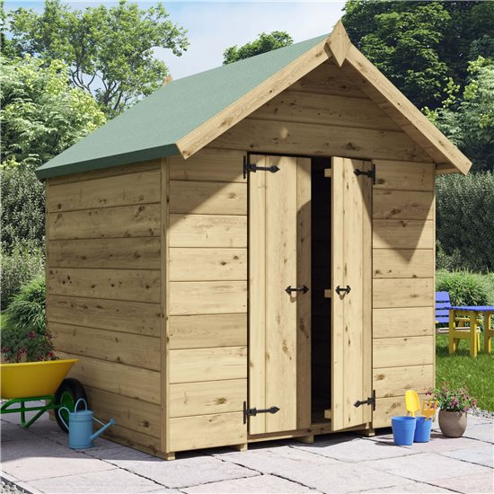 BillyOh Childs Potting Shed Playhouse - PT-4x4 Potting Shed Windowless