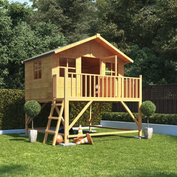BillyOh Lollipop Max Wooden Playhouse Tower