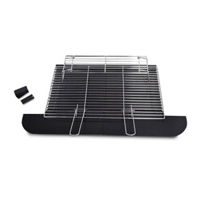 Blooma Nordend Black Charcoal Barbecue