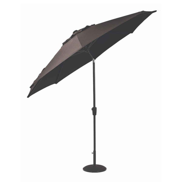 Garden Must Haves Elizabeth 3m Parasol - Carbon