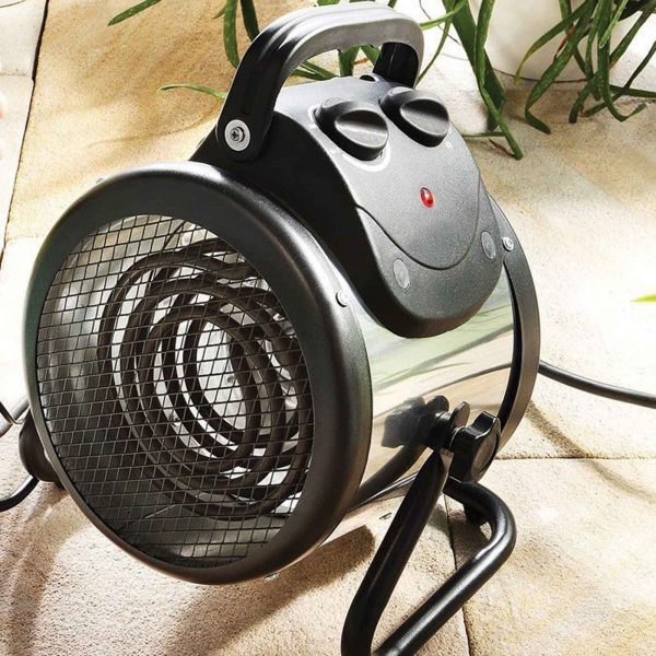 Palma Electric Greenhouse Heater