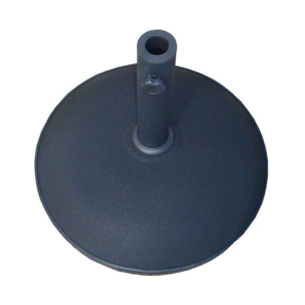 Sturdi Concrete 50kg Parasol Base - Black