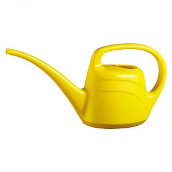 2 Litres Eden Watering Can YELLOW - Green Wash